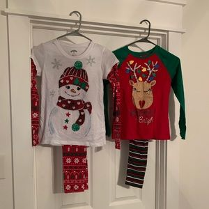Holiday time Children's Outifits